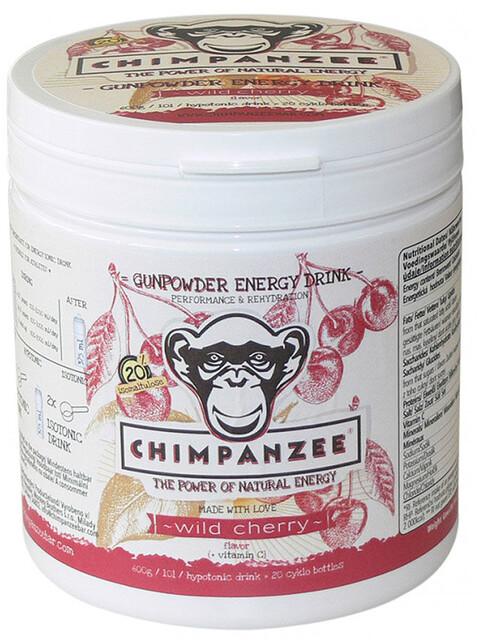 Chimpanzee Gunpowder Energy Drink Wildkirsche 600g